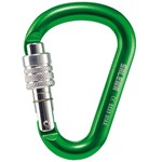 Salewa HMS Screw G2 HMS Karabiner, small, lime green