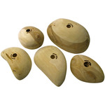 Metolius Wood Grips Klettergriffe 5er Pack