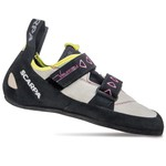Scarpa Velocity Women Kletterschuh, Größe 37, lightgray/yellow