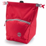 Moon Climbing Bouldering Chalk Bag, true red