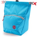 Moon Climbing Bouldering Chalk Bag, blue jewel