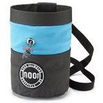 Moon Climbing S7 Retro Chalk Bag, grey/blue