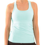 3RD Rock Women´s Eclipse Vest Tank Top, M, aqua