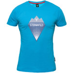 Steinwild Diamond T-Shirt, S, aqua