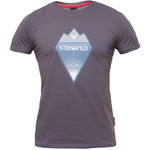 Steinwild Diamond T-Shirt, S, grey