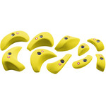 Ocun Holds Set 1 Pinches Klettergriffe, yellow