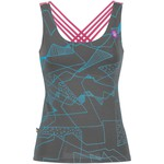 E9 Women´s Noa Tank Top, XS, iron