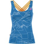 E9 Women´s Noa Tank Top, S, cobalt blue