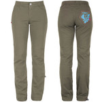 E9 Women´s Fior Kletterhose, S, warm grey