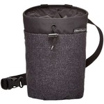 Black Diamond Gym Chalk Bag, S/M, smoke