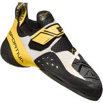 La Sportiva Solution Kletterschuh, 36, white/yellow