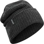 Arcteryx Chunky Knit Toque Strickmütze, black heather