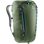 Deuter Gravity Motion 35 Kletterrucksack, khaki-navy