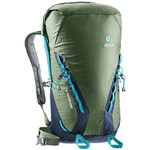 Deuter Gravity Rock & Roll 30 Kletterrucksack, khaki-navy
