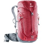Deuter Trail 22 Wanderrucksack, cranberry-graphite