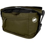 Mammut Boulder Chalk Bag, olive-black