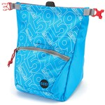 Moon Climbing Bouldering Chalk Bag 159, blue jewel