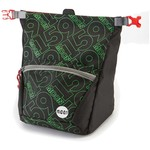 Moon Climbing Bouldering Chalk Bag 159, jet black