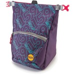Moon Climbing Bouldering Chalk Bag 159, blackberry