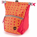 Moon Climbing Bouldering Chalk Bag Retro Moon, true red
