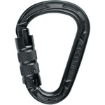 Edelrid HMS Strike Triple HMS-Karabiner, night