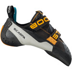 Scarpa Booster Kletterschuh, Größe 38, black/orange