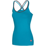 Ocun Women´s Corona Top, S, enamel blue