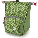 Moon Climbing Bouldering Chalk Bag, 100% green