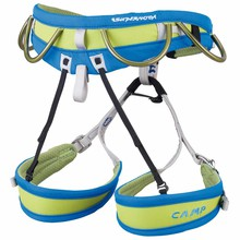 Camp Supernova Klettergurt, blue-green