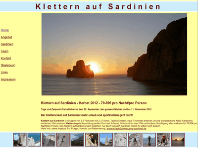 Screenshot klettercamp-sardinien