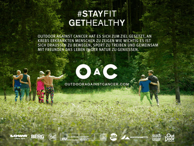 OaC - Outdoor against Cancer