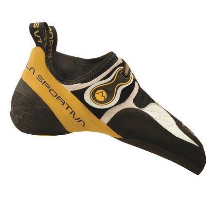 201736Whiteyellow Sportiva Solution Kletterschuh La Solution La Sportiva EYWDHI29