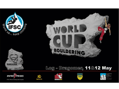 IFSC Boulderweltcup in Log Dragomer