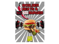 Boulder Beats & Burger Session München