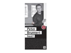 Peter Brunnert liest in Kassel