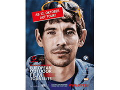 European Outdoor Film Tour 2014/15