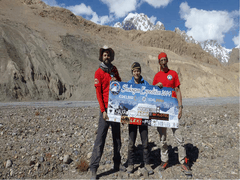 Shaksgam Valley Expedition 2014 – Expeditionsbericht