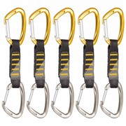 Mammut Crag Express Set Straight/Wire, 5er Pack