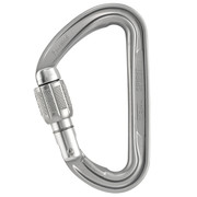 Petzl Spirit Screw-Lock Verschlusskarabiner