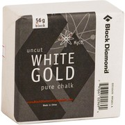 Black Diamond Uncut White Gold Pure Chalk Block