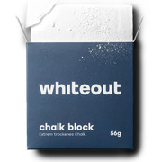 Whiteout Climbing White Chalk Block