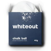 Whiteout Climbing White Chalk Ball