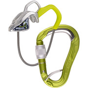 Edelrid Mega Jul Belay Kit Bulletproof Screw Sicherungsset