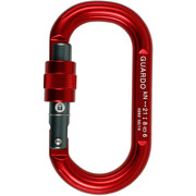 Edelweiss Guard O Screw Gate Ovalkarabiner