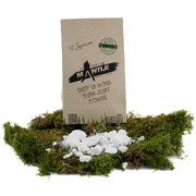 Mantle Climbing Chalk Powder Grasspapier