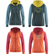 Red Chili Women´s Bege Zip Hoody